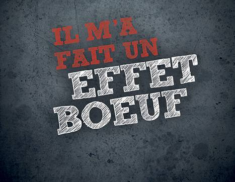 L'Effet boeuf Dufrais