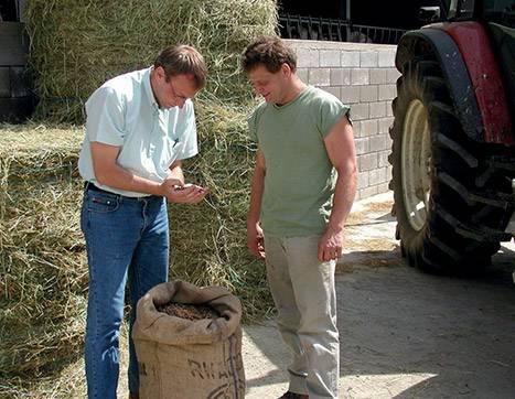 Partenariat entre éleveurs et bouchers